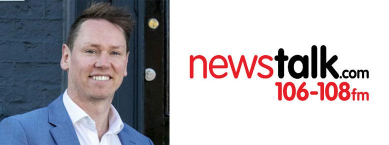 ID-Pal CEO Colum Lyons talks business on Newstalk