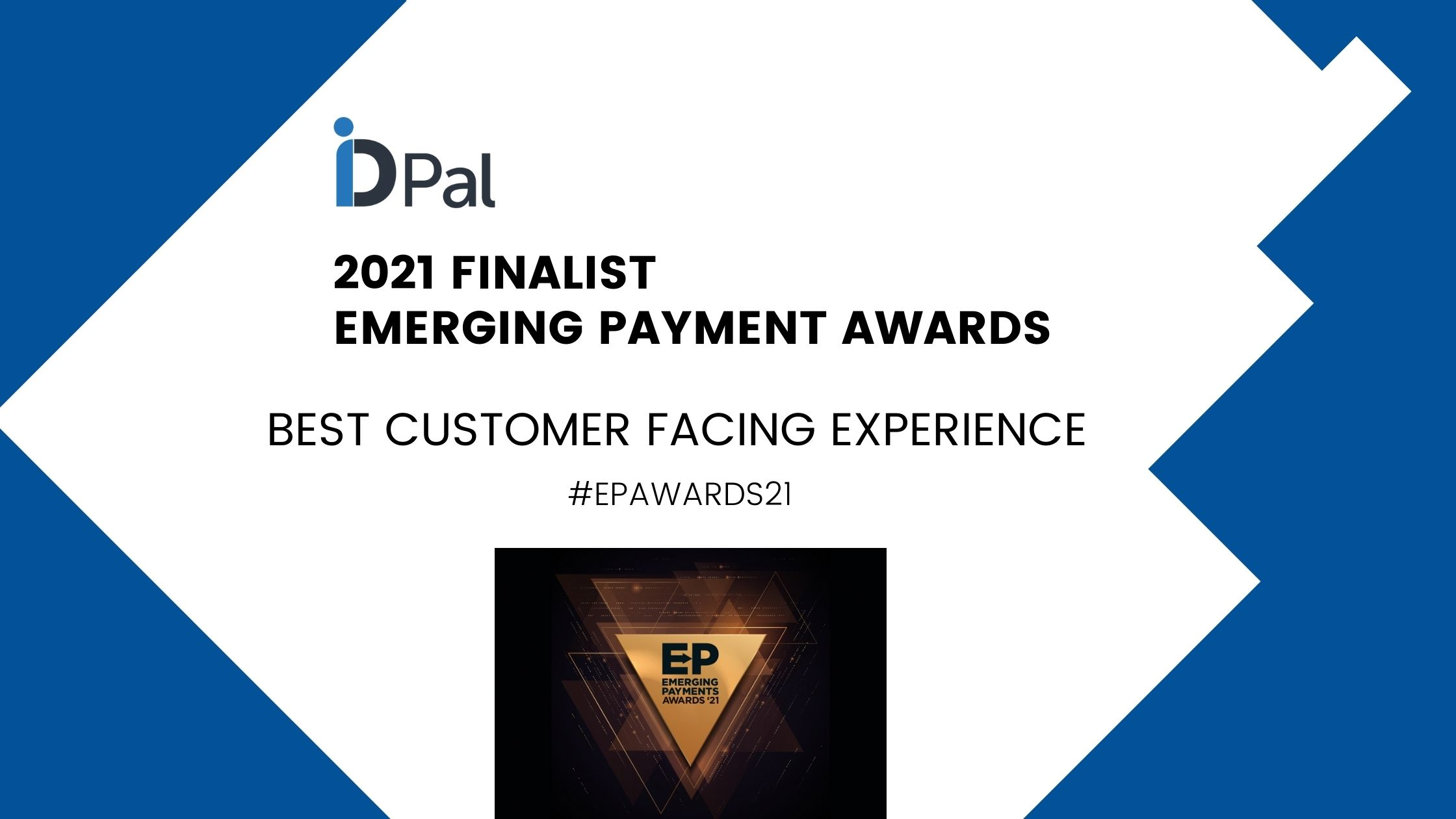 ID-Pal Nominated for the Emerging Payments Awards 2021